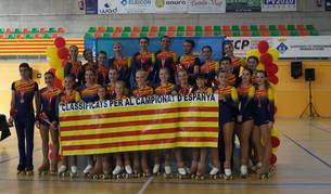 Quatre de les participants del CPA Torredembarra s'han classificat pel Campionat d'Espanya.
