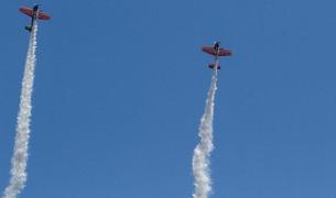 Imágenes de la Exhibición Aérea (2)