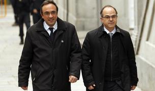 Turull i Rull demanen al TC que els deixi en llibertat i insti l'Estat a publicar al DOGC els seus nomenaments