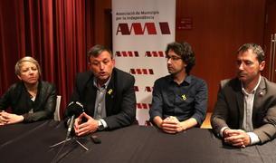 L'AMI a Millo: «Tenim molt clar com gestionar l'espai públic, des de la convivència i llibertat d'expressió»