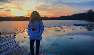 «Si vols relaxar-te, has d'anar al llac Rusalka»