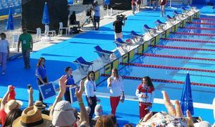 Mireia Belmonte ha aconseguit l'or als 200 metres papallona.