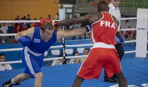 El boxeo ha levantado pasiones en Torredembarra.