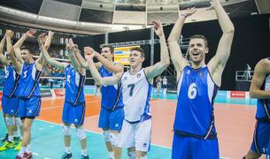 Itàlia va tornar a demostrar el seu poder, aquesta vegada en voleibol.