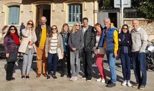 Onze touroperadors procedents dels Estats Units han visitat la Costa Daurada.