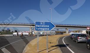 Protesta contra la Constitució a Tarragona (II)