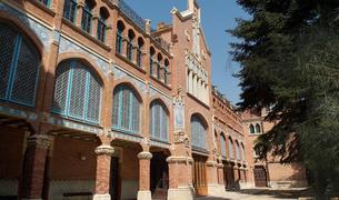 Imatge d'arxiu de l'Institut Pere Mata.