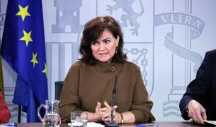 Calvo aposta per continuar dialogant amb Catalunya de sortides polítiques
