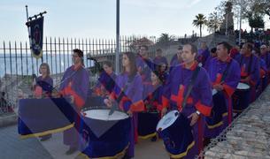 VIII Trobada de Bandes de Setmana Santa a Tarragona (III)
