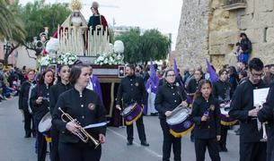 Procesión del Santo Entierro de Tarragona.3