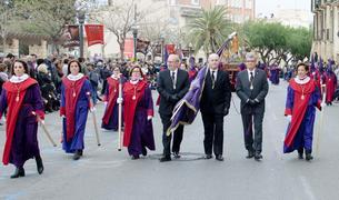 Procesión del Santo Entierro de Tarragona.2