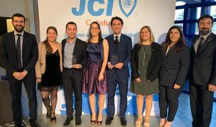 Los premios se entregaron el pasado sábado en Tarragona.