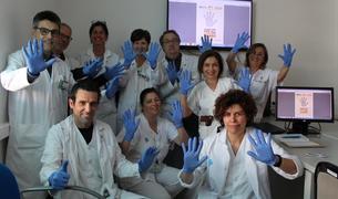 Trabajadores del Hospital Joan XXIII han realizado varias actividades.