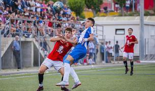 El partit Nàstic-Espanyol de cadets (2)