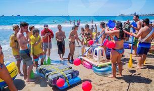 Les andròmines a la platja del Miracle (2)