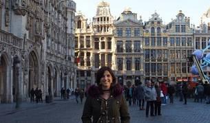 «Me apasiona trabajar por el intercambio cultural»