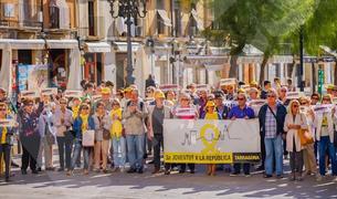 Segon dia de protestes a Tarragona (I)