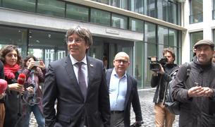 La vista sobre l'euroordre contra Puigdemont serà el 29 d'octubre