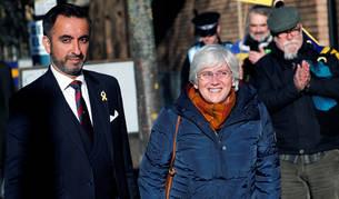 El judici per l'euroordre de Ponsatí començarà l'11 de maig a Edimburg