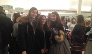 Imagen de las alumnas que han participado.