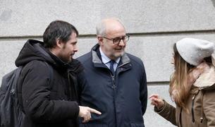 Els demandants voldrien que la reclamació de 4,1 MEUR al Govern de Puigdemont i alts càrrecs per l'1-O fos major