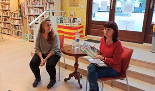 Imagen de la presentación del nuevo club de lectura de la Biblioteca Municipal, el club leer cómic.