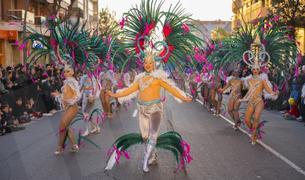 El Desfile de Lucimiento de Tarragona.01