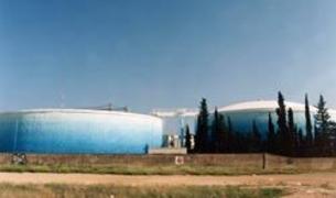 Imatge d'arxiu de l'empresa gestora d'aigua industrial AITASA