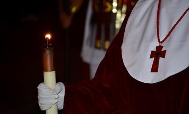 Processó del Sant Enterrament de Tarragona