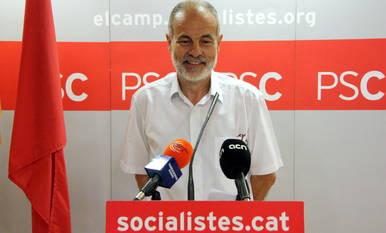 Ruiz aposta perquè el 30% dels universitaris i alumnes d'FP tarragonins gaudeixin de beques