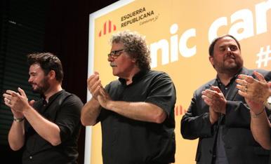 En Comú Podem revalida la victòria a Catalunya, i ERC consolida el segon lloc
