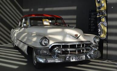 Els cotxes d'època, a Reus
