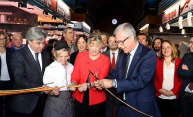 La inauguració del mercat central (1)