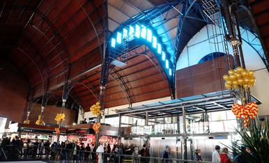 La inauguració del Mercat Central (4)