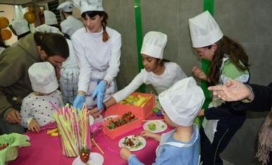 Activitats festives de la inauguració del Mercat Central