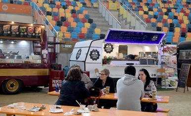 Festival Food Truck