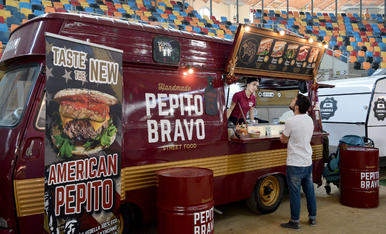 Food Trucks a la TAP
