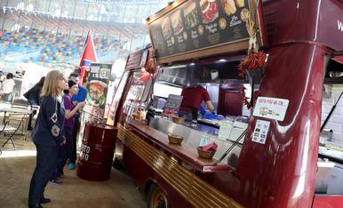 Els sabors dels Food Trucks