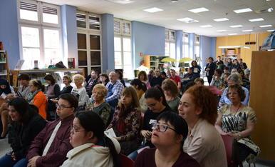 Dia Mundial de la Poesia 2017