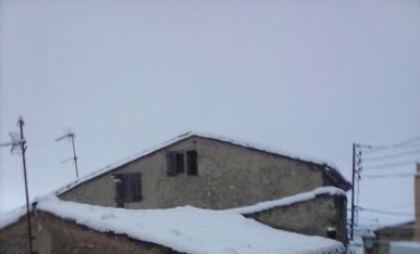 La nevada a Montbrió de la Marca (1)