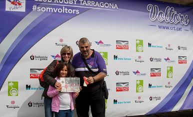 Tretzena edició de la Trobada d'Escoles de Rugby Ciutat de Tarragona