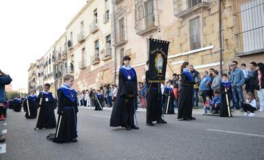 La Processó del Sant Enterrament (1)