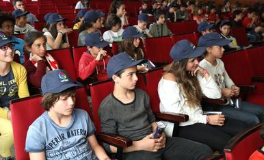 Jornada Futura Afición al Sant Pau