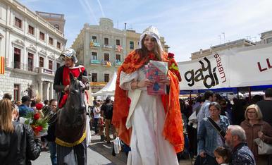 Sant Jordi en Reus (2)