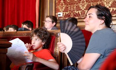 Tarragona celebra ser ciutat amiga de la infància