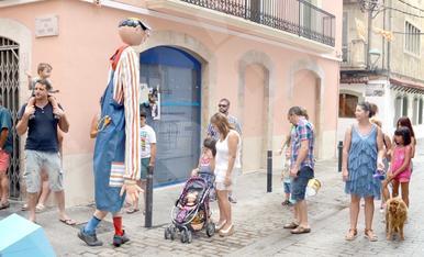 X Trobada Gegantera de les festes del Carme del Serrallo
