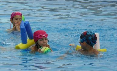 Els nens, al Tarragona Estiu Camp