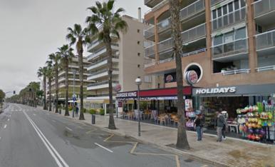 Els fets es van produir al Burger King situat a l'avinguda Jaume I.