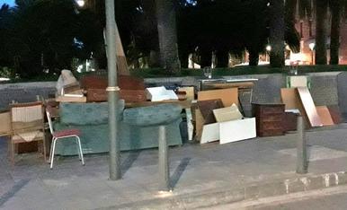 El 'tour' dels contenidors de Tarragona