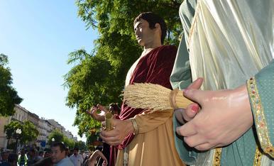IV Trobada de Gegants i Nans de Sant Magí.1